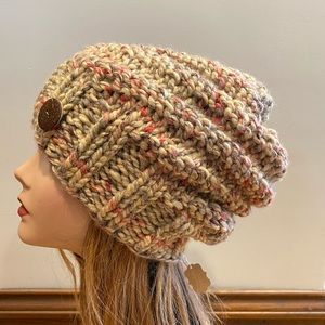 Chunky Slouchy Hat